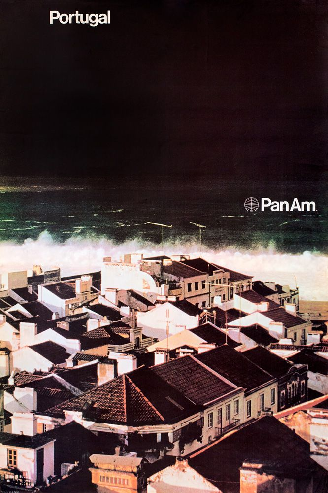 2   Behold The Power Of Vintage Pan Am Travel Posters   Co.Design   business + design