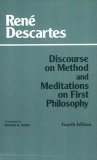 Discourse on Method and Meditations on First Philosophy by Rene Descartes -