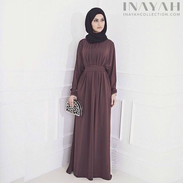 Deep Mulberry Ruched Gown. A versatile maternity friendly dress that can be worn for a special occasion, and would make a great statement piece. www.inayahcollection.com