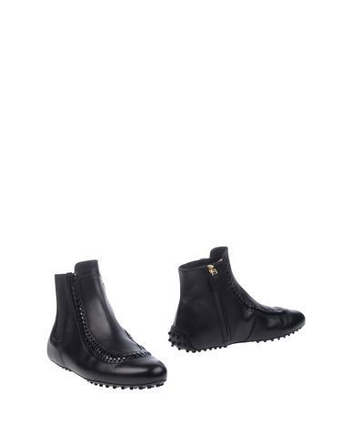 TOD'S . #tods #shoes #ankle boot
