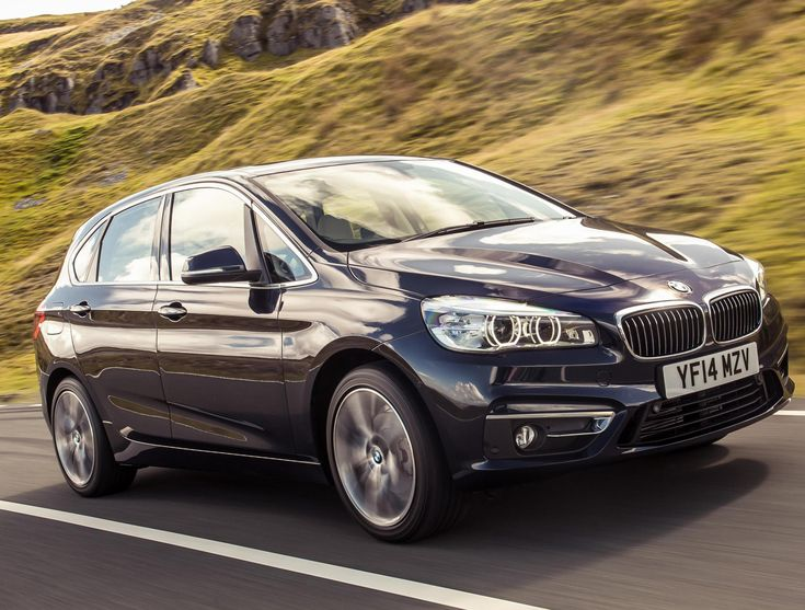 BMW 2 Series Active Tourer (F45) review - http://autotras.com