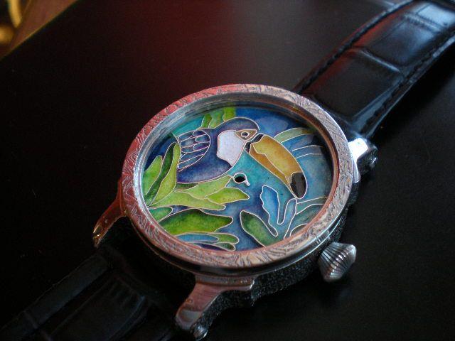 Enamel cloisonne. ( dial watch, icon, etc....) 383c144252d35d8af1b835f908c89abe