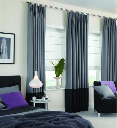 Best 25+ Contemporary Curtains Ideas On Pinterest