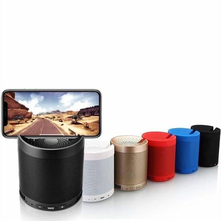 Bluetooth Q3 USB-Lautsprecher mit Handyhalter – Modell Bluetooth Q3 – E …   – qualidade
