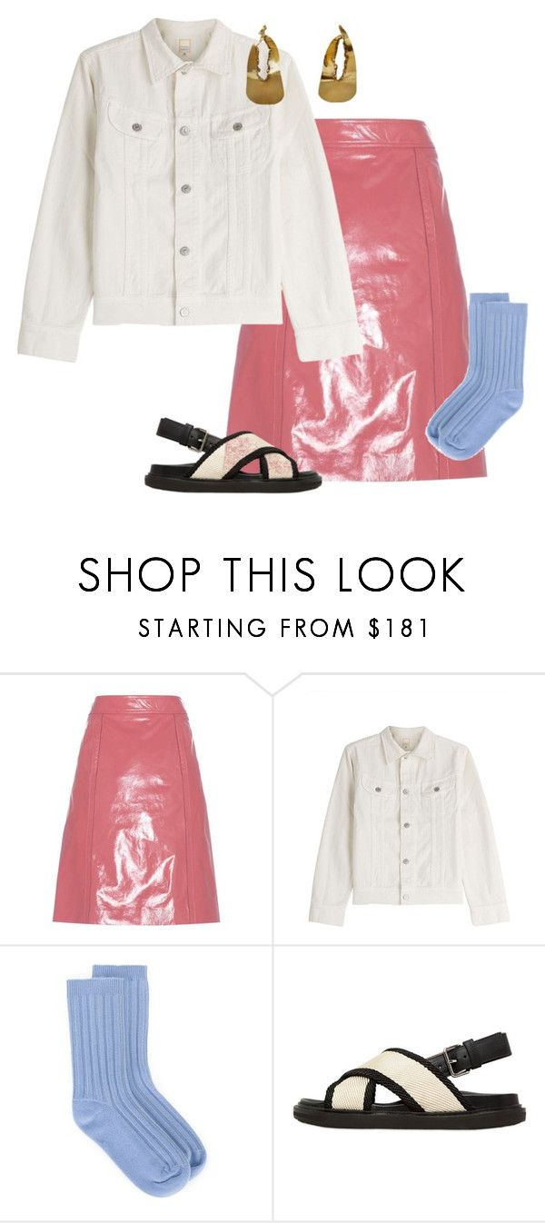 """""""cake to go"""" by tuva-nystrom on Polyvore featuring Bottega Veneta, Citizens of Humanity, Rochas and Marni"""