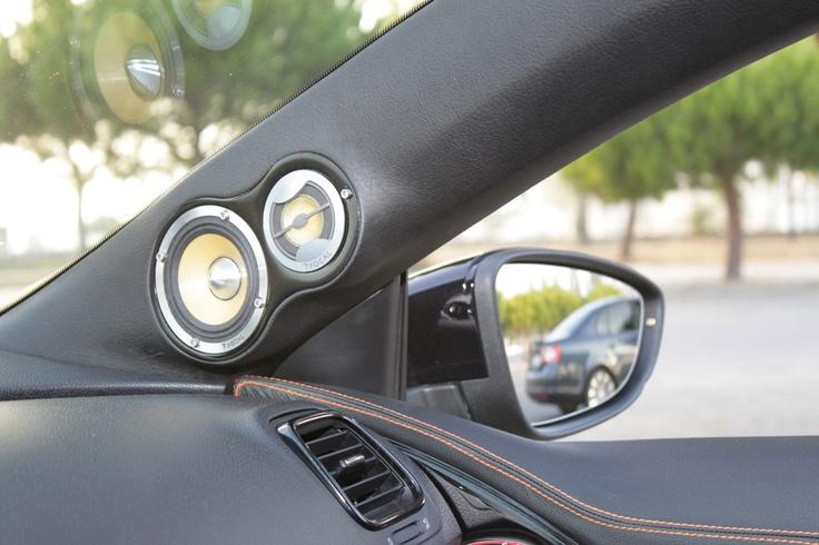 K2P 165 KRX3  VW Scirocco R by Pedro Rosendo (Portugal)    http://www.focal.com/en/car-audio-sound/haut-parleurs/3-way-kit/165-krx3.php