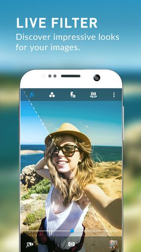 Camera MX - Photo Video GIF Camera & Editor v4.6.145 [Unlocked]   Camera MX - Photo Video GIF Camera & Editor v4.6.145 [Unlocked]Requirements:4.1Overview:Get creative with your camera - combine effects and photo frames live in the camera. Optimize and edit your best photos and share them with friends on Flickr Facebook and Twitter. Add an extra something to your photos by presenting them in animated photo slideshows with your favorite music - free in the Online Album for your photos.  Make…