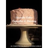 Favorite Cakes, Cupcakes & Frostings: 200+ Cake, Frosting and Cupcake Recipes from Club, Church & Community Cookbooks (Kindle Edition)By Betty Belden