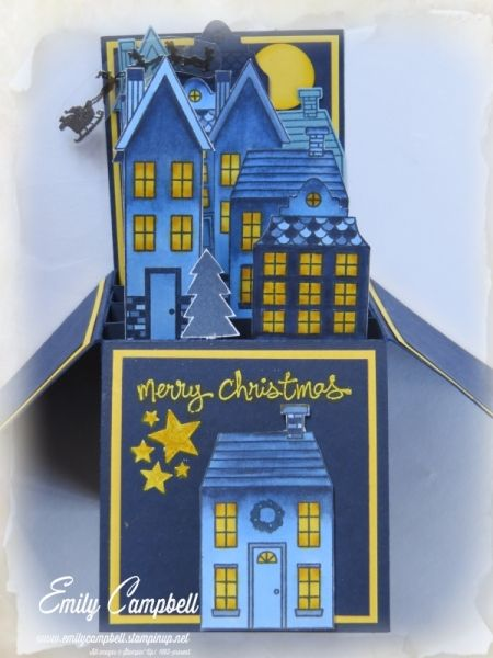 Holiday Homes Card in a box