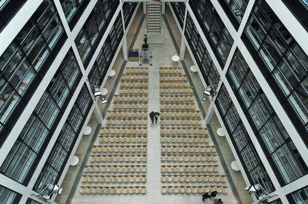 Willy-Brandt-Haus Photo by alexander h. schulz -- National Geographic Your Shot