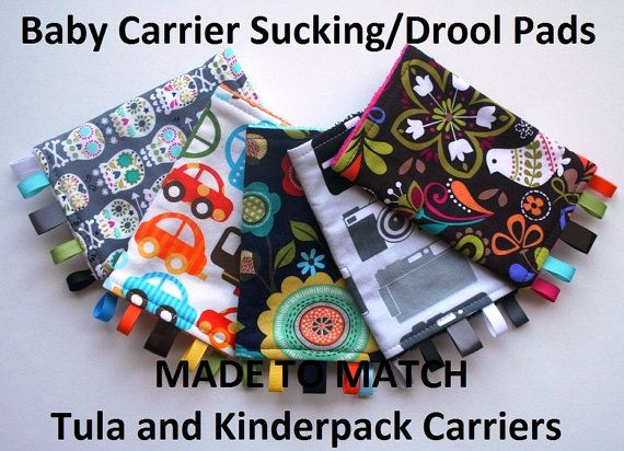 MADE TO MATCH Custom Baby Carrier by twolittlemonkies on Etsy, $16.00