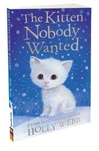 Whiskers the Lonely Kitten by Holly Webb, http://www.amazon.ca/dp/1847151973/ref=cm_sw_r_pi_dp_5xA9sb1YZHHEM