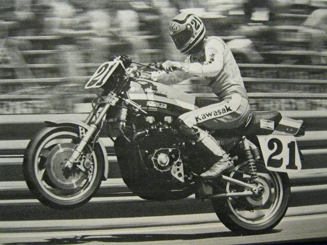 Toobs Blog: Eddie Lawson Kawasaki S1 AMA Superbike