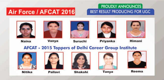 Coaching for AFCAT Exam in Chandigarh