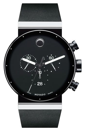 Movado 'Sapphire Synergy' Chronograph Watch   Nordstrom