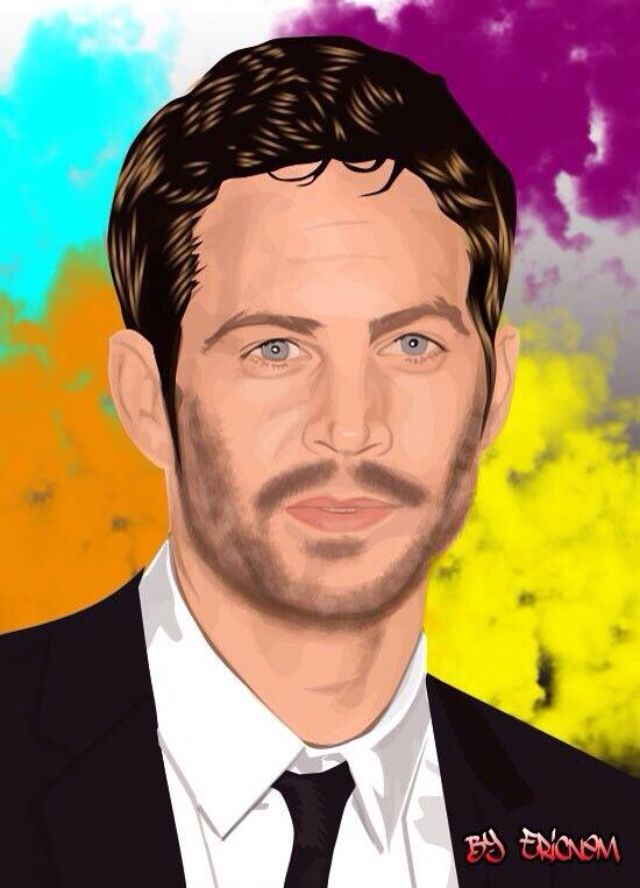 13 best Artists Remember Paul Walker images on Pinterest | Paul ...