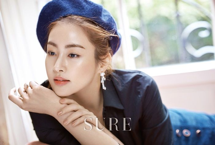 Kang So Ra - SURE August 2016
