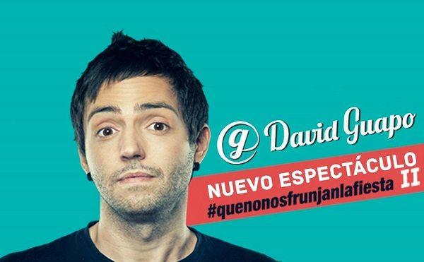 Monólogo de David Guapo en el Olympia - http://www.valenciablog.com/monologo-de-david-guapo-en-el-olympia/