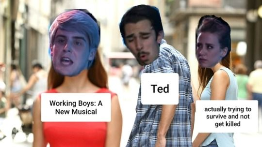 the guy who didn't like musicals | Tumblr | Theatre! in 2019 | Team