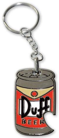 Portachiavi-apribottiglie della Birra Duff #simpson