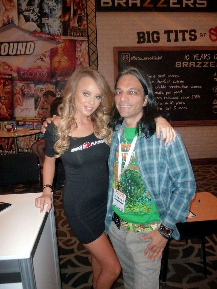 Adult Entertainment Expo 2015 Sat, Pt 1  My Journalistic -3633