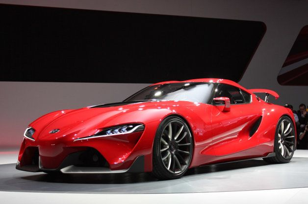 Toyota-BMW sports car to gain all-wheel drive, supercapacitors?