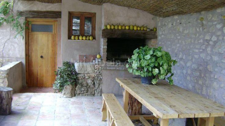 23 casas rurales en Gúdar-Javalambre.
