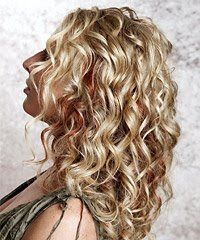 big curl perms   large curl perm