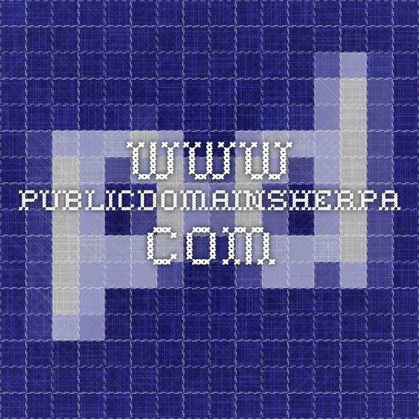 www.publicdomainsherpa.com