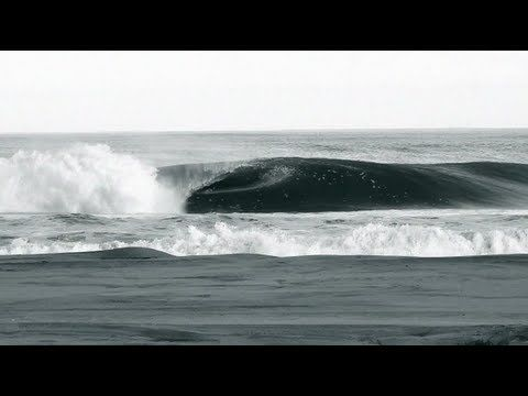 Skeleton Bay: European surfers Aritz Aranburu, Joan Duru, and Marc Lacomare migrate to Africa for the longest left barrels of their lives. See more of their journey in our March issue!
