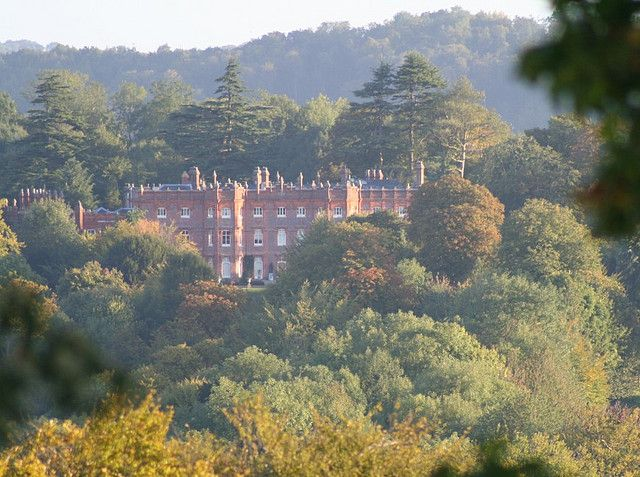 Hughenden Manor, Buckinghamshire, National Trust