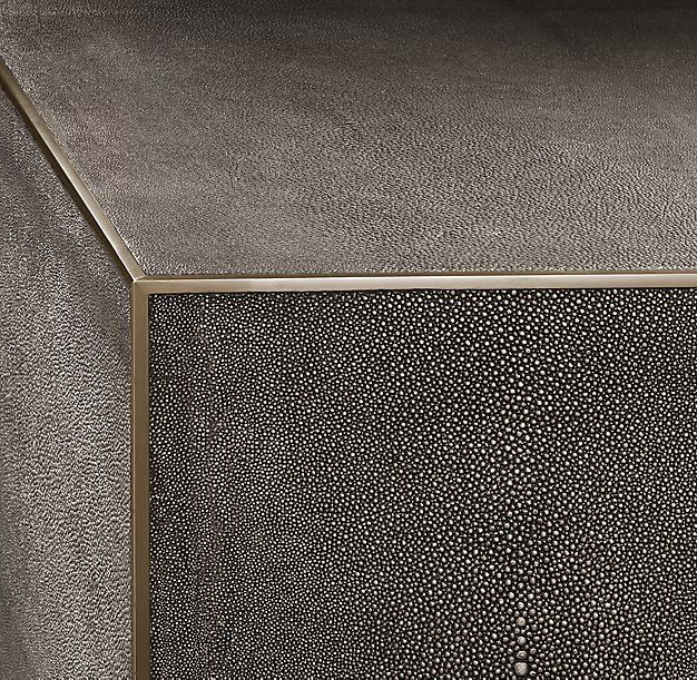Shagreen Cube  Cube Rectangular  509 Renovations  Cliff Lodge  Cubes   Coffee Tables  Catalog. 17 Best images about 509 renovations on Pinterest   Sectional
