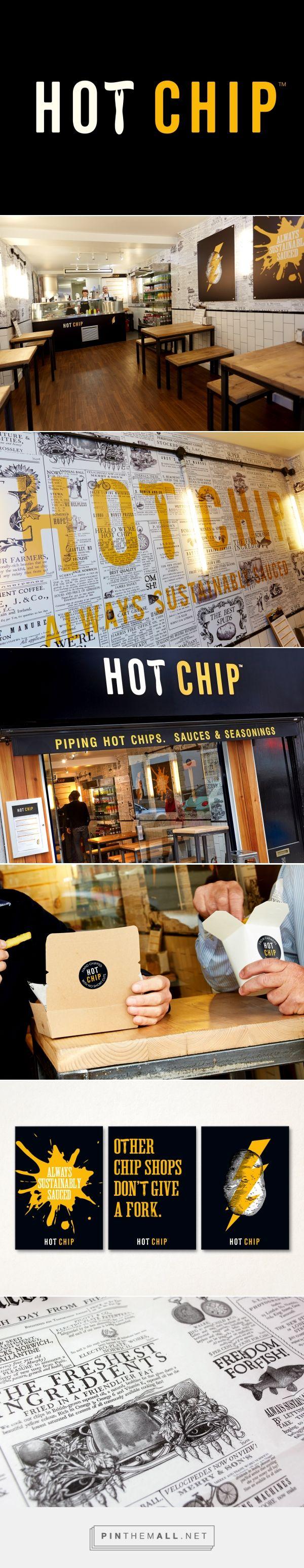 Hot Chip · B&B studio · creative and effective design - created via http://pinthemall.net