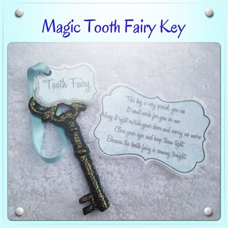 17 best images about tooth fairy on pinterest first for Fairy door with key