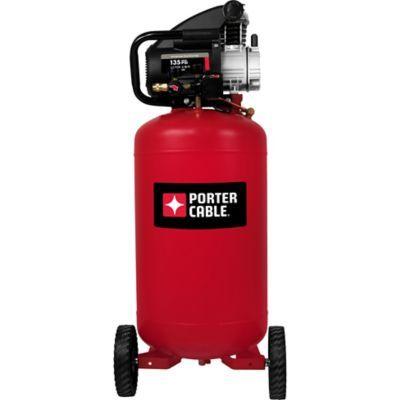 Porter-Cable 24-Gallon Portable Air Compressor