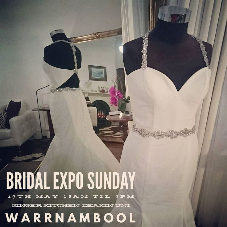 Come have a chat with us at The Bridalparty Warrnambool Bridal Expo this Sunday 10am-3pm Ginger Kitchen @ Deakin Uni Warrnambool  #blossom3280 #gingerkitchen3280 #bridalexpowarrnambool #destinationwarrnambool #love3280 by blossombtq