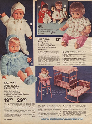 1970 S Jcpenney Christmas Catalog This Is Where We Made