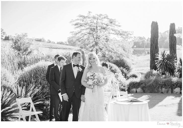 Golding Wines Boutique Vineyard Weddings by Emma Sharkey • Emma Sharkey Photography