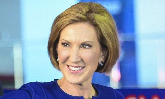Carly Fiorina creeps ahead of Ben Carson in new poll
