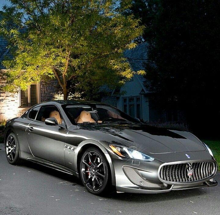 2012 Maserati Quattroporte Interior: Maserati GT