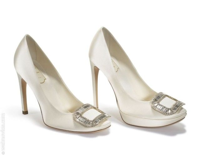 Roger Vivier Wedding Shoes Chamo... the cheapest clearance manchester great sale latest for sale free shipping best sale footlocker wbEcnWO