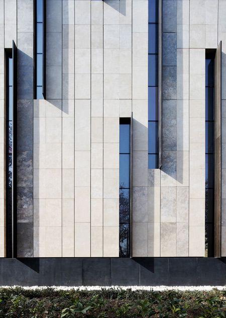 Jiangsu Provincial Art Museum by KSP Jürgen Engel Architekten - Dezeen