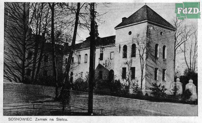 Twoje Zagłębie » Sosnowiec na starej pocztówce – źródło WikiZagłębie.pl