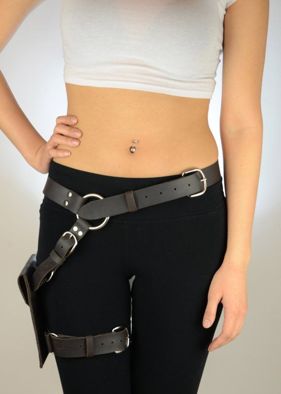 1000 Ideas About Leather Harness On Pinterest Choker