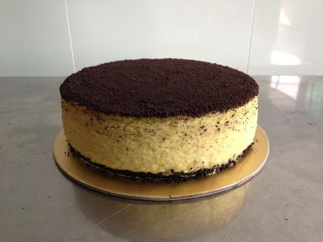 .L.I.R.O.N.G.: Recipe: Durian Cheesecake