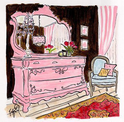 601 best ILLUSTRATIONS 2 images on Pinterest | Flower paintings ...