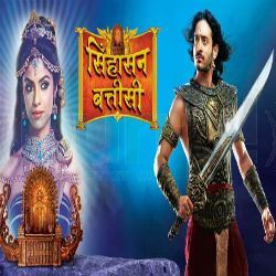 Singhasan Battisi 2nd October 2014 HD Video Watch Online | Freedeshitv.co - Entertainment,News and TV Serials