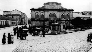 Plaza de Abastos. VITORIA INSOLITA, fotos antiguas de Vitoria-Gasteiz