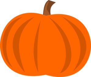 Cute Pumpkin Faces   Plain Pumpkin clip art - vector clip art online, royalty free & public ...