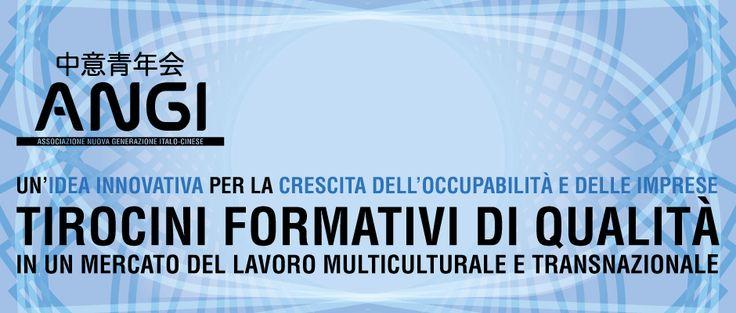 ANGI | Tirocini Multiculturali e Transnazionali | Italia | Cina